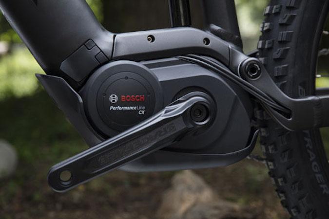 Bosch Electric Bike Motor Mid-Mount