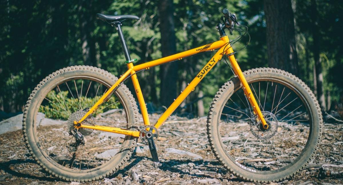 Rigid Surley Mountain Bike Steel MTB