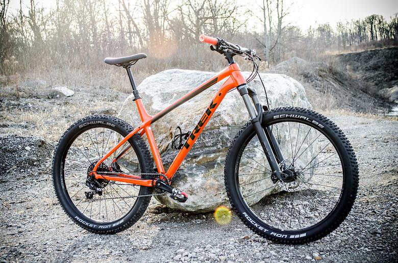 Trek Roscoe Mountain Bike MTB mid fat