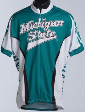 MSU Cycling Jersey