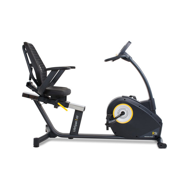 LifeSpan Fitness R5i Recumbent Bike