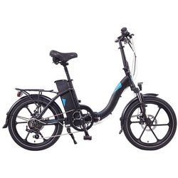 Magnum Premium LS Electric Folding Bike