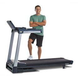 LifeSpan Fitness TR5500i Folding Treadmill