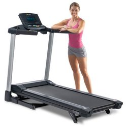 LifeSpan Fitness TR1200i Folding Treadmill