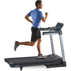 LifeSpan Fitness TR4000i Folding Treadmill