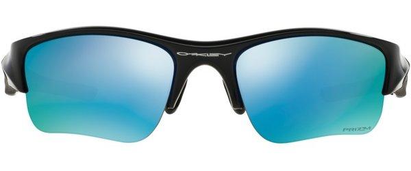 Oakley Flak Jacket 2.0 XLJ Deep Water Polarized Sunglasses