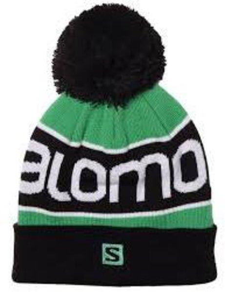 Salomon Junior Logo Beanie