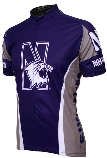 Adrenaline Promotions Northwestern Jersey