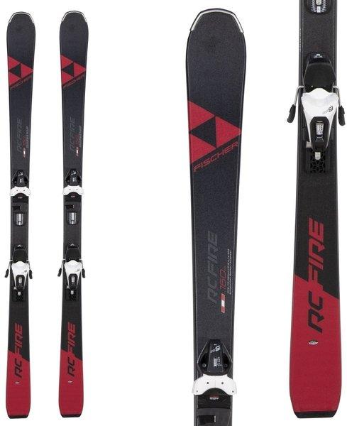 Fischer Skis RC Fire Ski