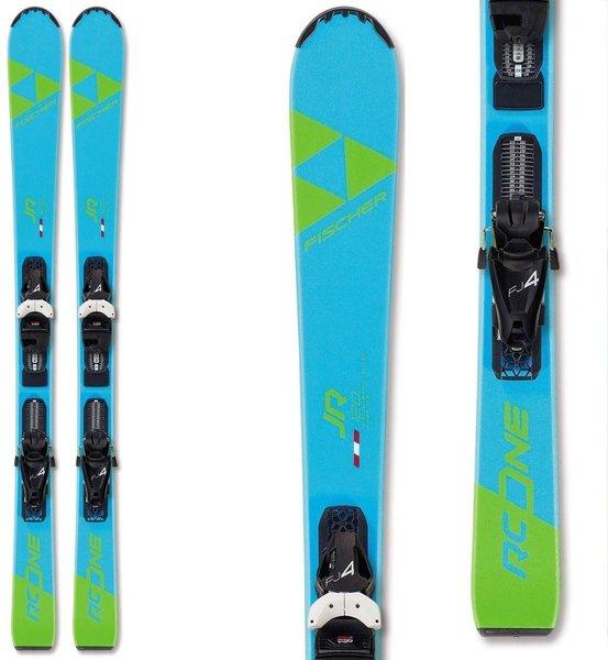Fischer Skis RC One Jr Ski