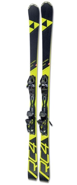 Fischer Skis RC4 Speed Jr Ski