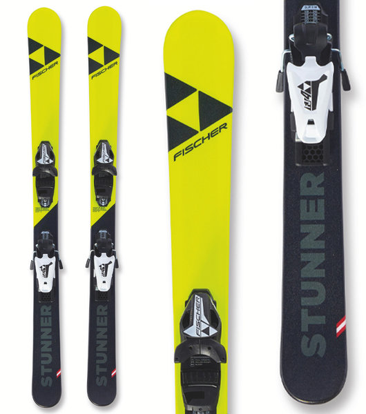 Fischer Skis Stunner Twin Tip