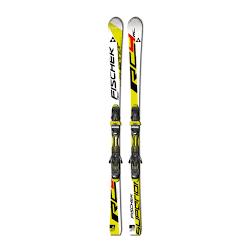 Fischer Skis RC4 Superior Pro Ski