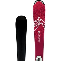 Salomon Lux Jr Ski