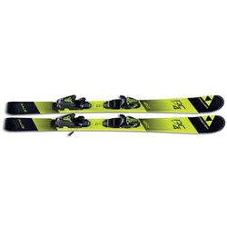 Fischer Skis RC4 Jr Ski