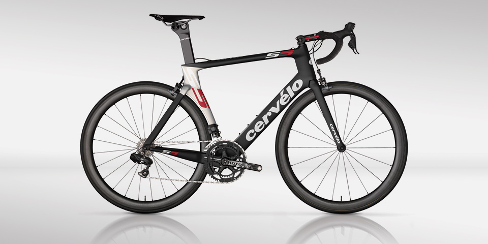 Cervelo S5 at Sharp Bicycle