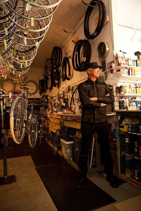 Bike Repair & Service at Sharp Bicycle