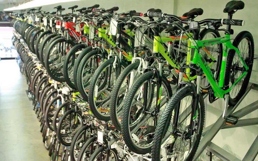 Bikes at Sharp Bicycle
