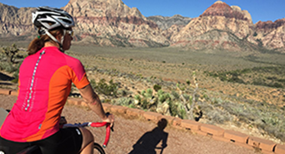 Las Vegas Private Road Bike Tour