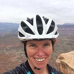 Amy Farnsworth Las Vegas Bicycle Tours