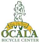 Ocala Bicycle Center Home Page