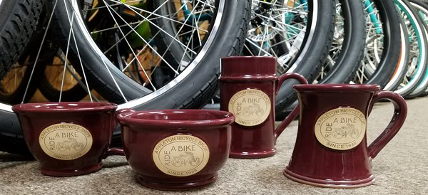 Appleton Bicycle Shop Stoneware