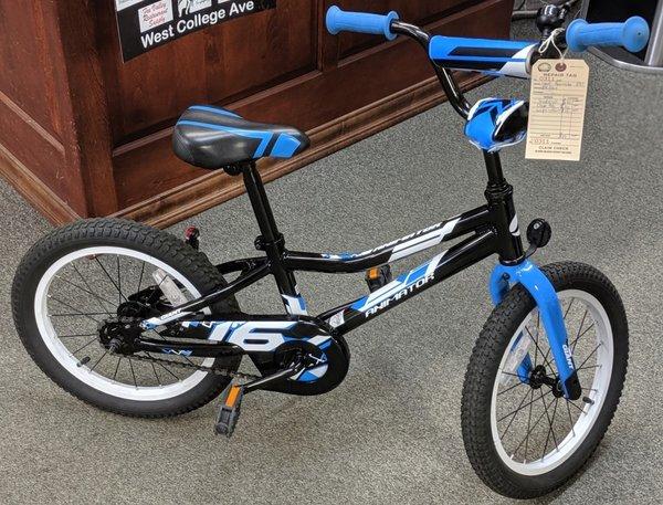 Appleton Bicycle Shop GNT Animator 16 CB Blue/Black