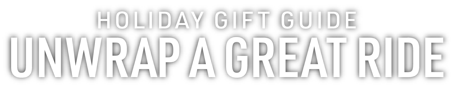 Specialized Holiday Gift Guide | Unwrap a Great Ride