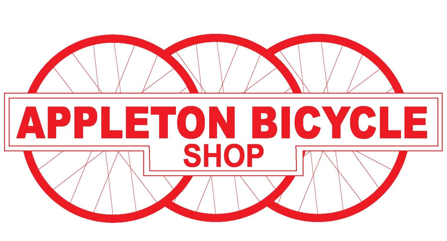 Appleton Bicycle Shop Logo