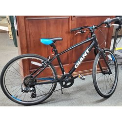 Appleton Bicycle Shop Giant Escape Jr. 24 Black/Blue
