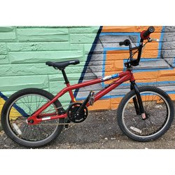 Appleton Bicycle Shop Mosh BMX Red