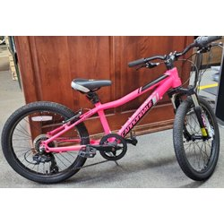 Appleton Bicycle Shop Cannondale Trail 20 Pink