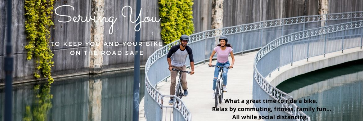 The Bicycle Store will help you social distance yourself with family fun, exercise, and commuting