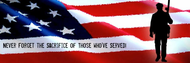 Remember those who served and thank God for His bestowed blessings. Join us for worship.