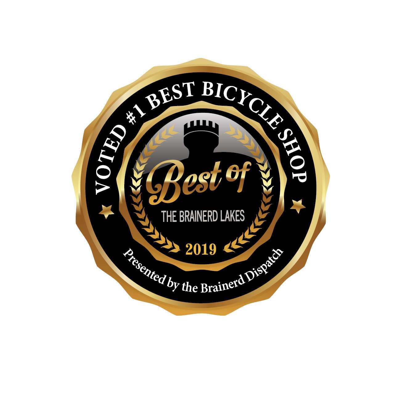 Brainerd Lakes Best Bicycle Shop - 2019