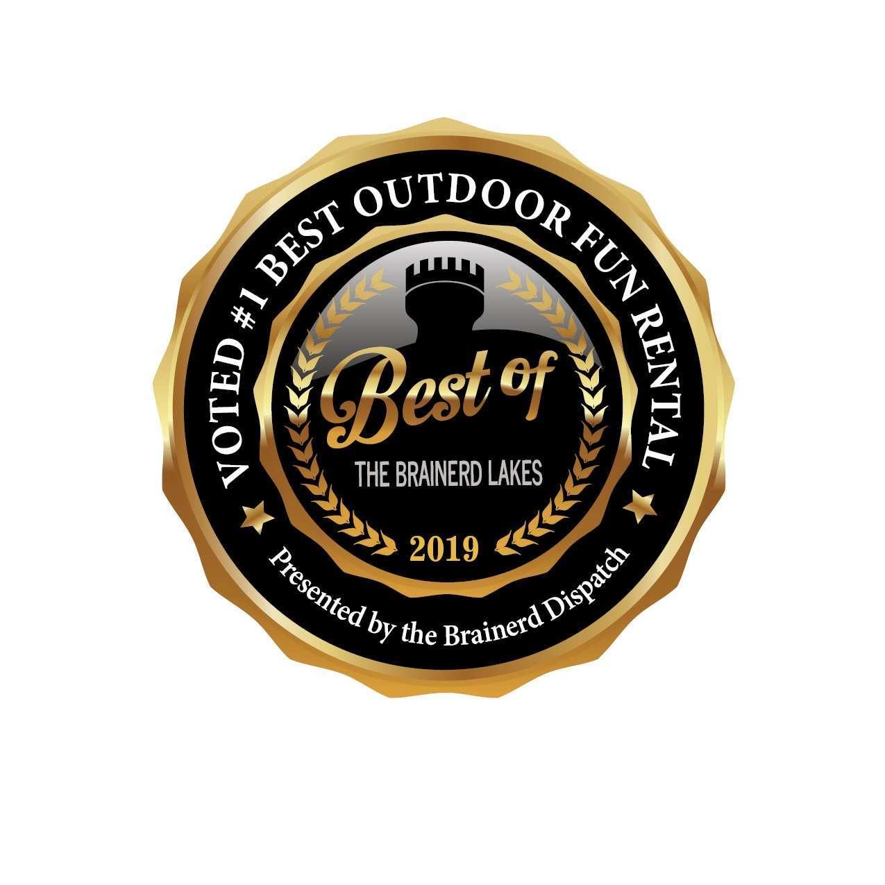 Brainerd Lakes Best Outdoor Fun Rental - 2019