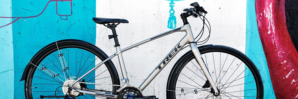 Trek commuter bike