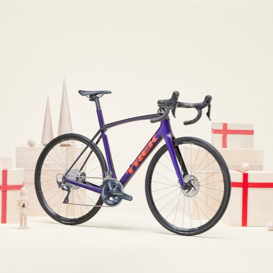 road bike as a holiday gift
