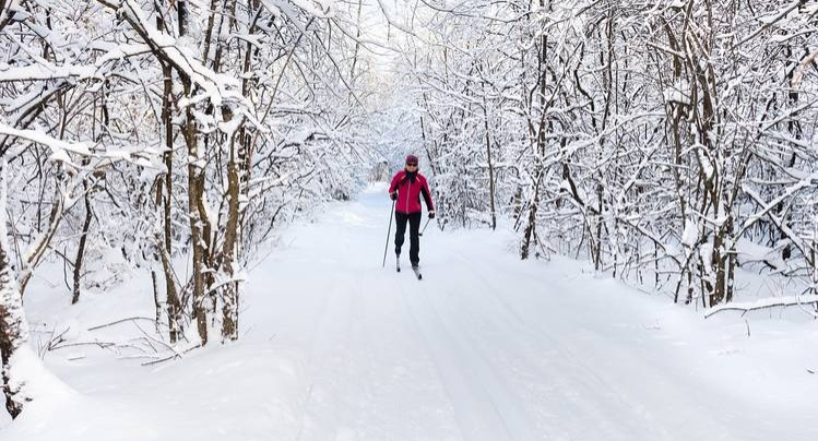 Great prices on cross country ski packages!