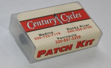 Century Cycles Patch Kit with Glue