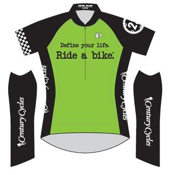 Century Cycles Pearl Izumi Select LTD Jersey - Women's