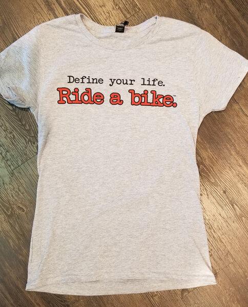 Century Cycles Define Your Life T-Shirt (Men's)