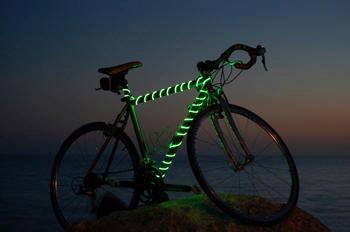 Bike Glow Safety Light