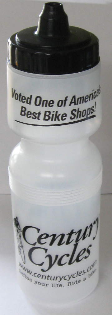 Century Cycles Large Water Bottle