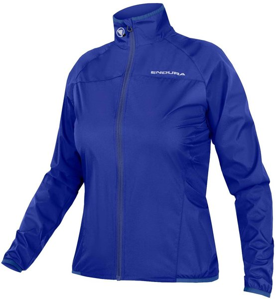 Endura Women's Xtract Jacket Color: Cobalt Blue