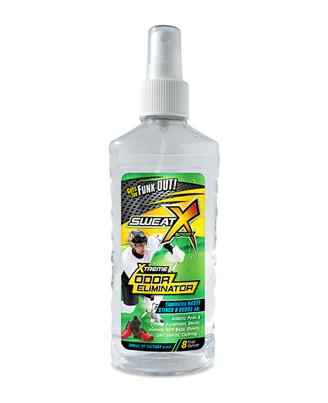 SweatX Extreme Odor Eliminator Spray 8-Ounce