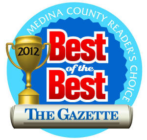Best of the Best in Medina County 2012