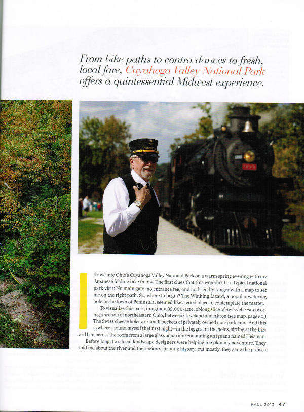 National Parks Magazine Fall 2013 page 47