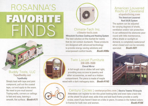Scan of February 2013 Cleveland Magazine article