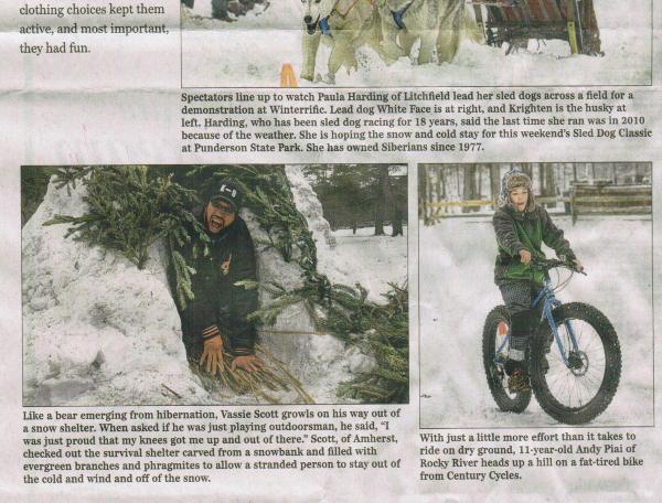 Scan of Jan. 9, 2014 West Shore Sun article (part 2)